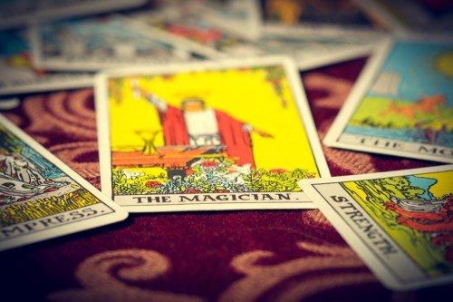 Symbolon Karten: Foto: © Derek_R_Audette / shutterstock / #282691322